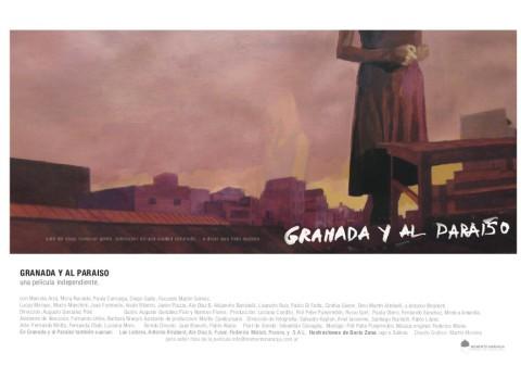 postal GRANADA 10,5x15